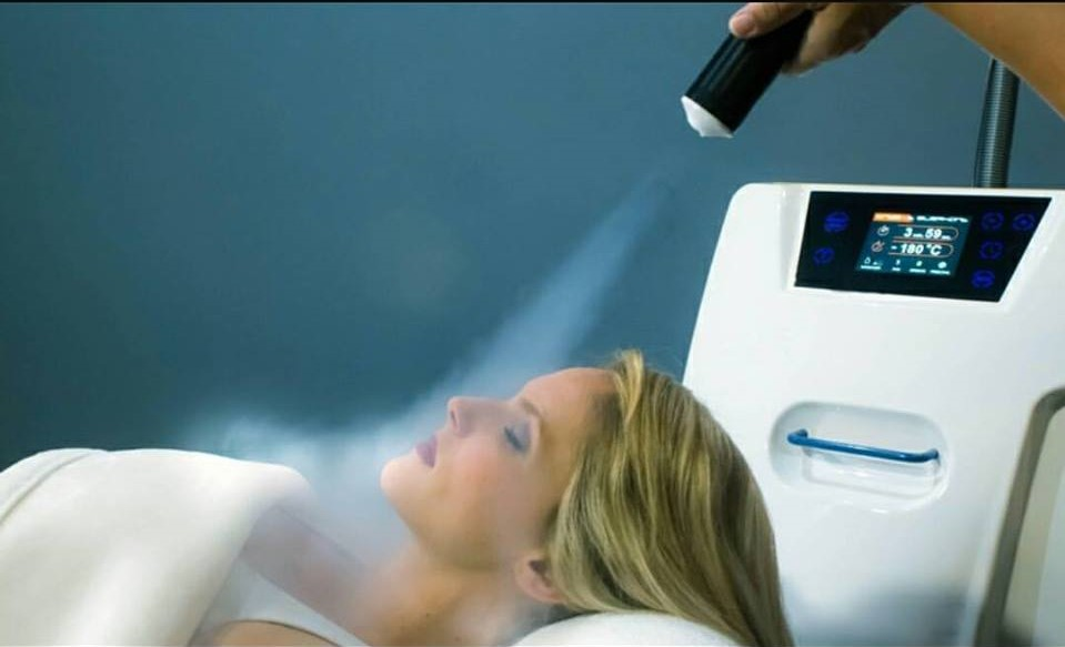 Experience the benefits of Cryo Facial today!